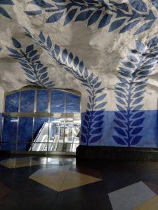Stockholm, tunnelbana: T-Centralen