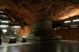 Stockholm, tunnelbana: Rådhuset