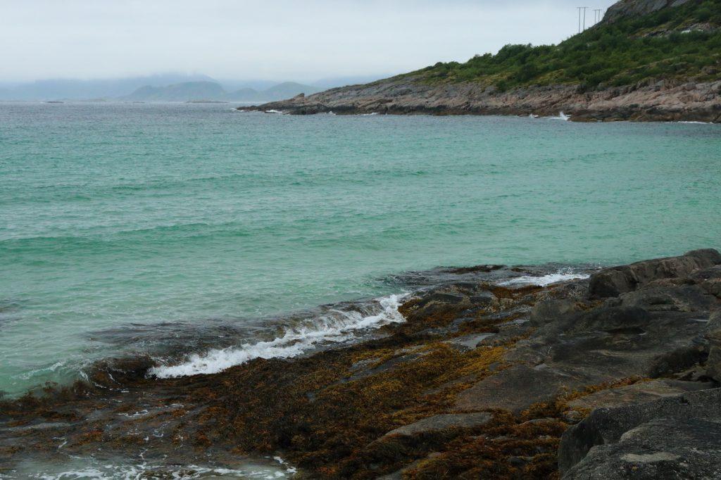 Rørvik beach