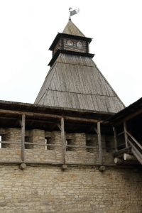 Псковский Кремль, Власьевская башня